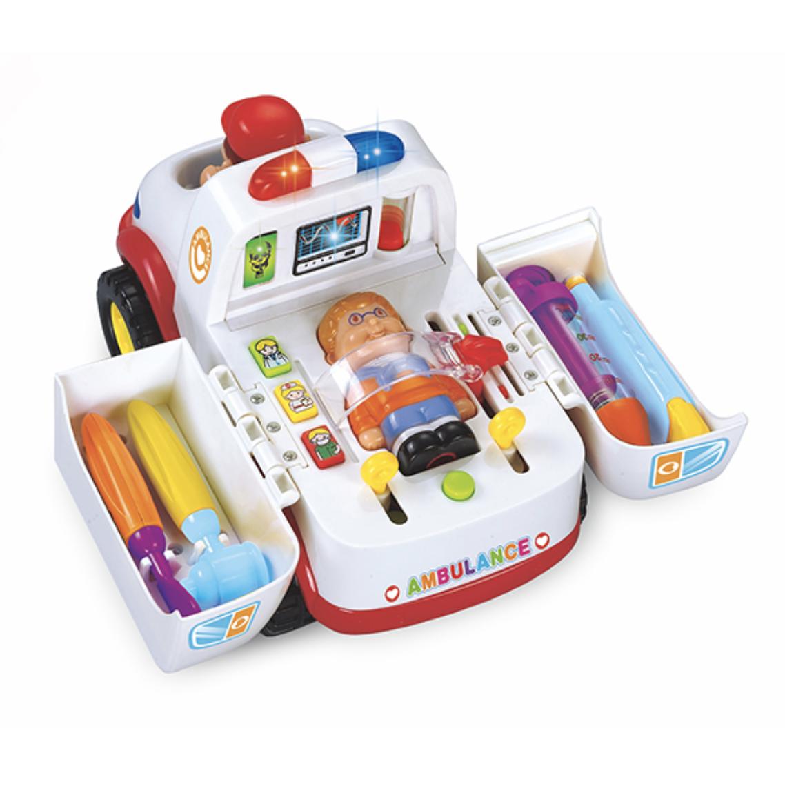 Ambulancia de Aprendizaje - Código: 836