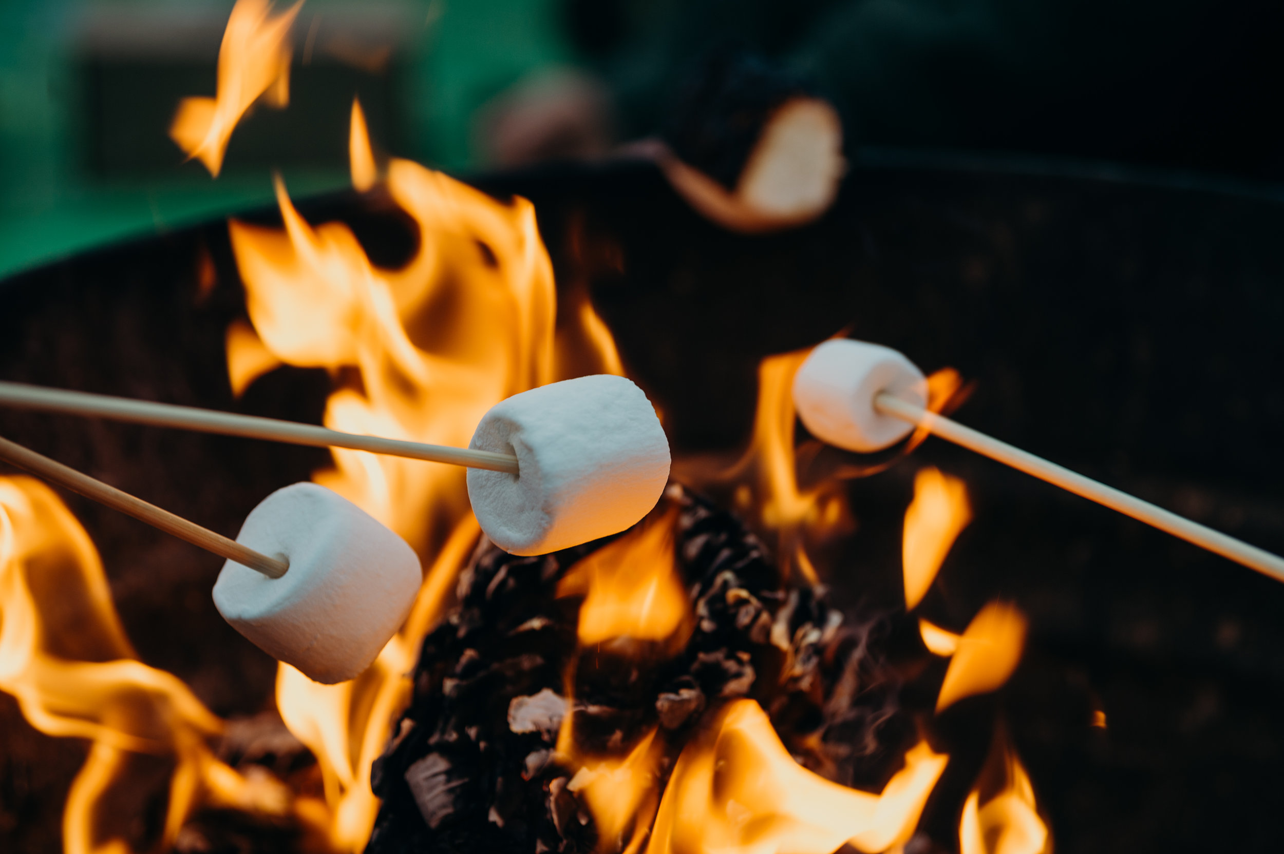 S'MORES NIGHT - 106 BROAD STREET FOR S'MORES, HOT CHOCOLATE AND FELLOWSHIP!