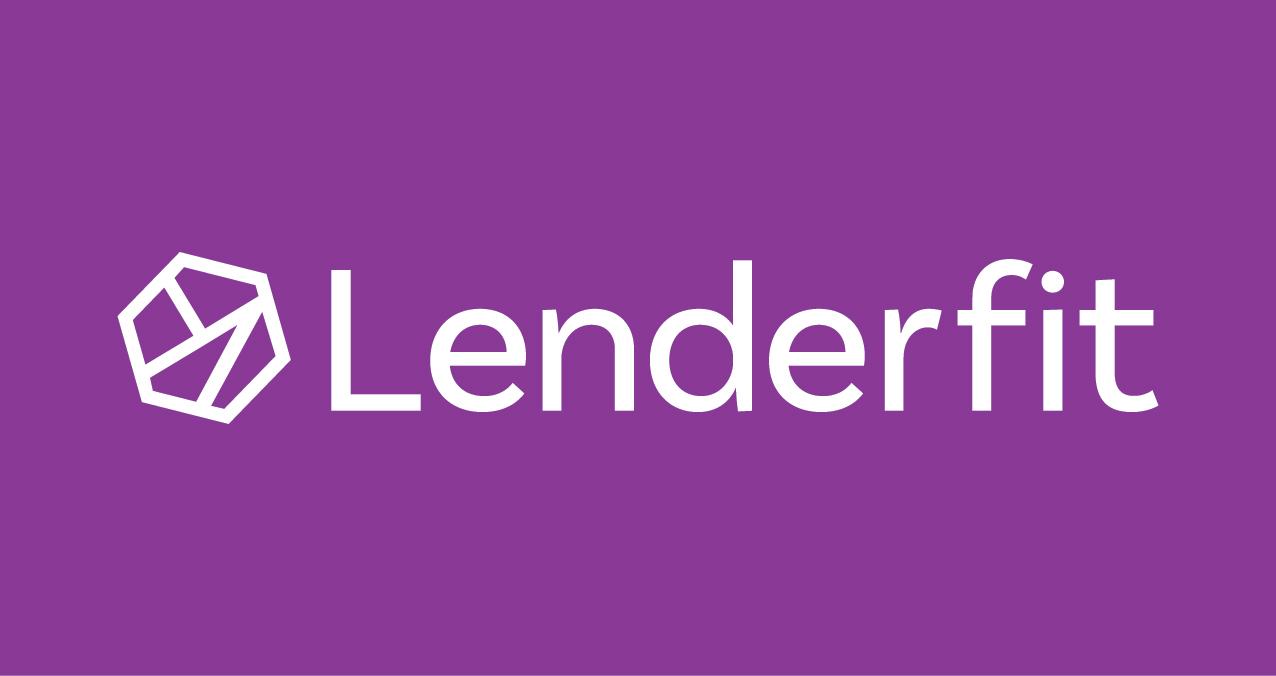 Lenderfit Logo Branding