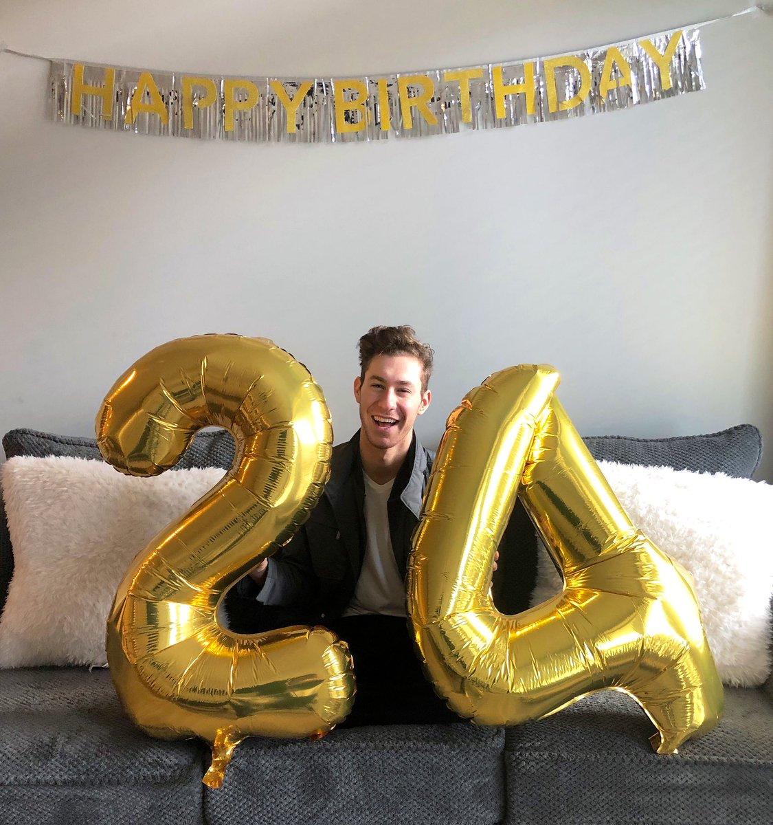 Jason Brown (USA) celebrates 24 with some gold! (Photo credit:    Jason Brown   )