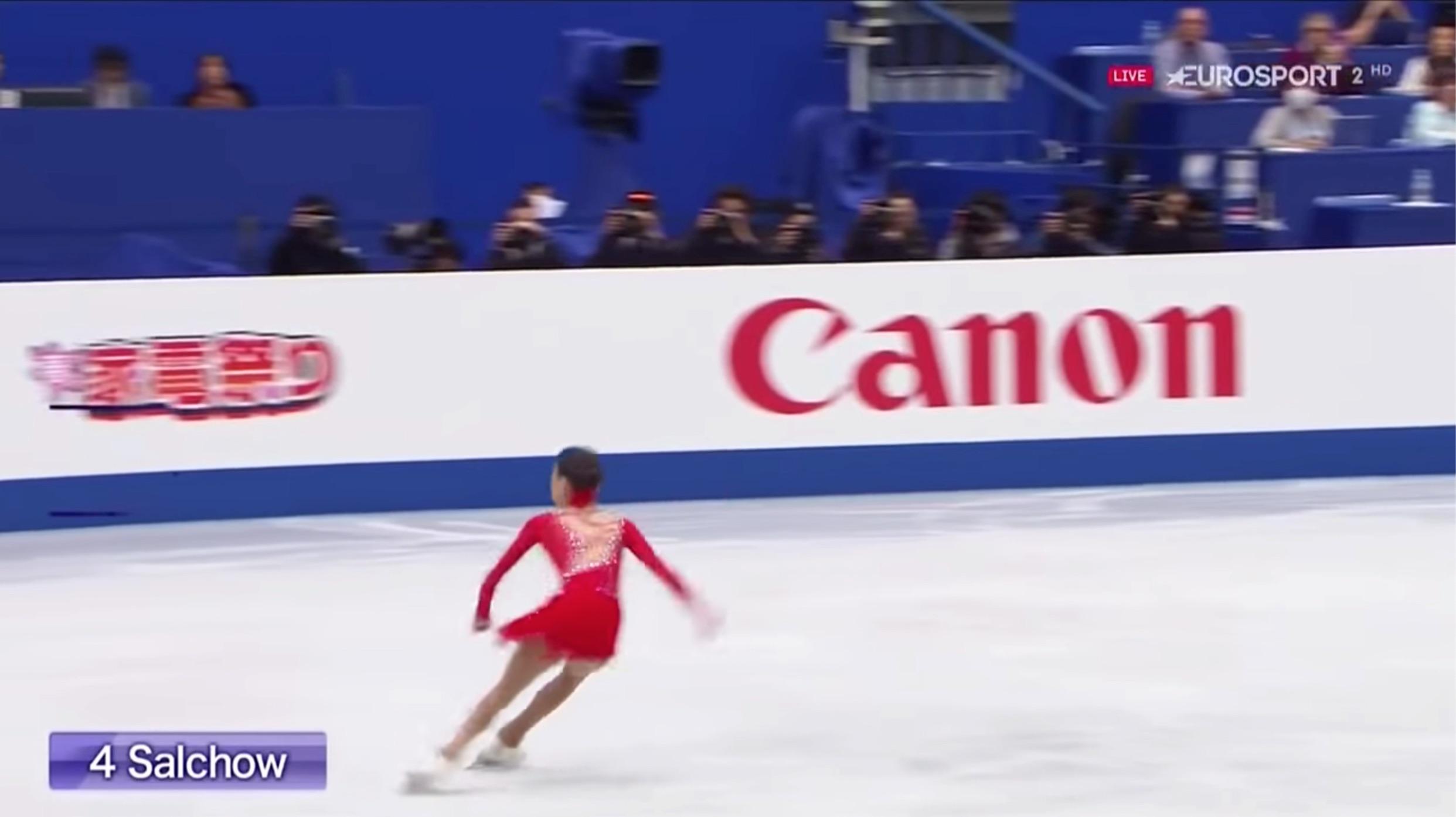 Elizabet Tursynbaeva FS 4S