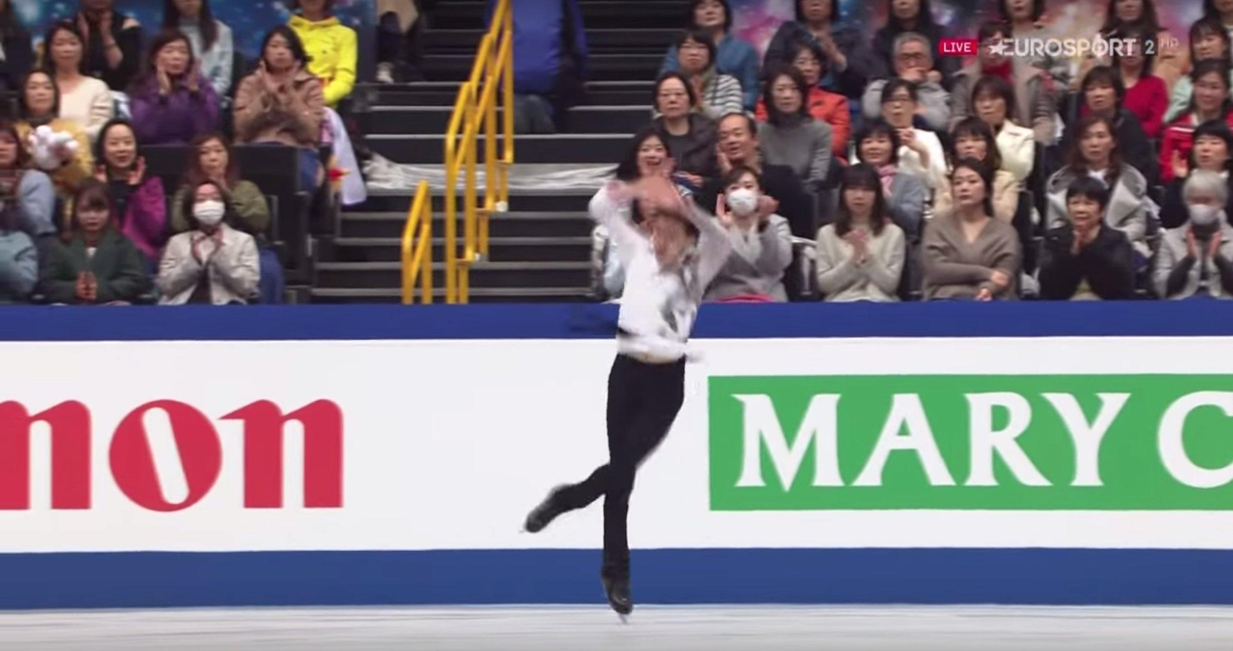 Vincent Zhou FS (4Lz)+3T