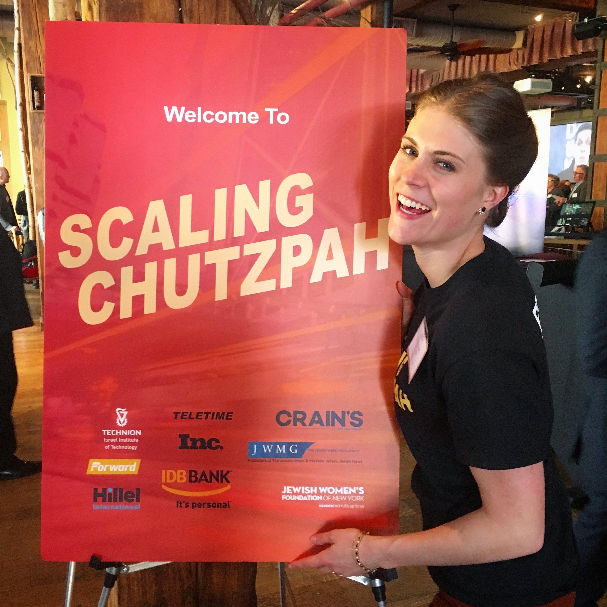 Scaling Chutzpah, Jewish Entrepreneurial Summit & Livestream