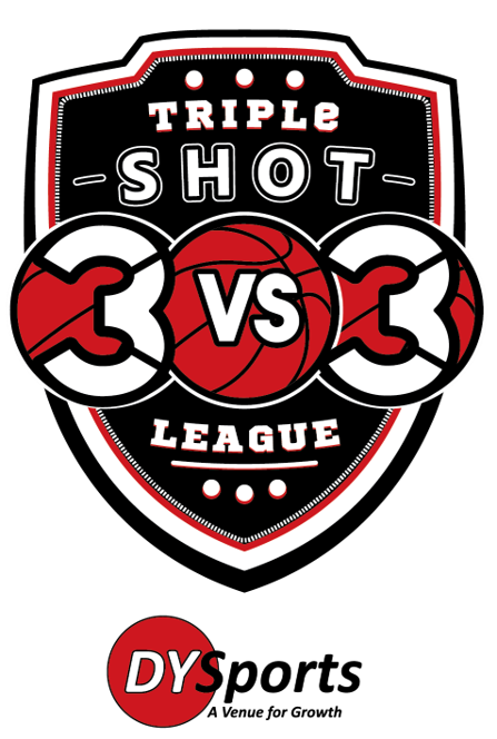 Triple Shot Indoor 3 on 3 League - - January 11th, January 25th, February 8th, February 22nd- Emerald City Courts- 4th-8th grade, Boys and Girls (Morning/Afternoon)- Adults (Late afternoon/night)- $200 per Team- Six games guaranteed + playoffs- Two games each of the first three days.- Playoffs the 4th day