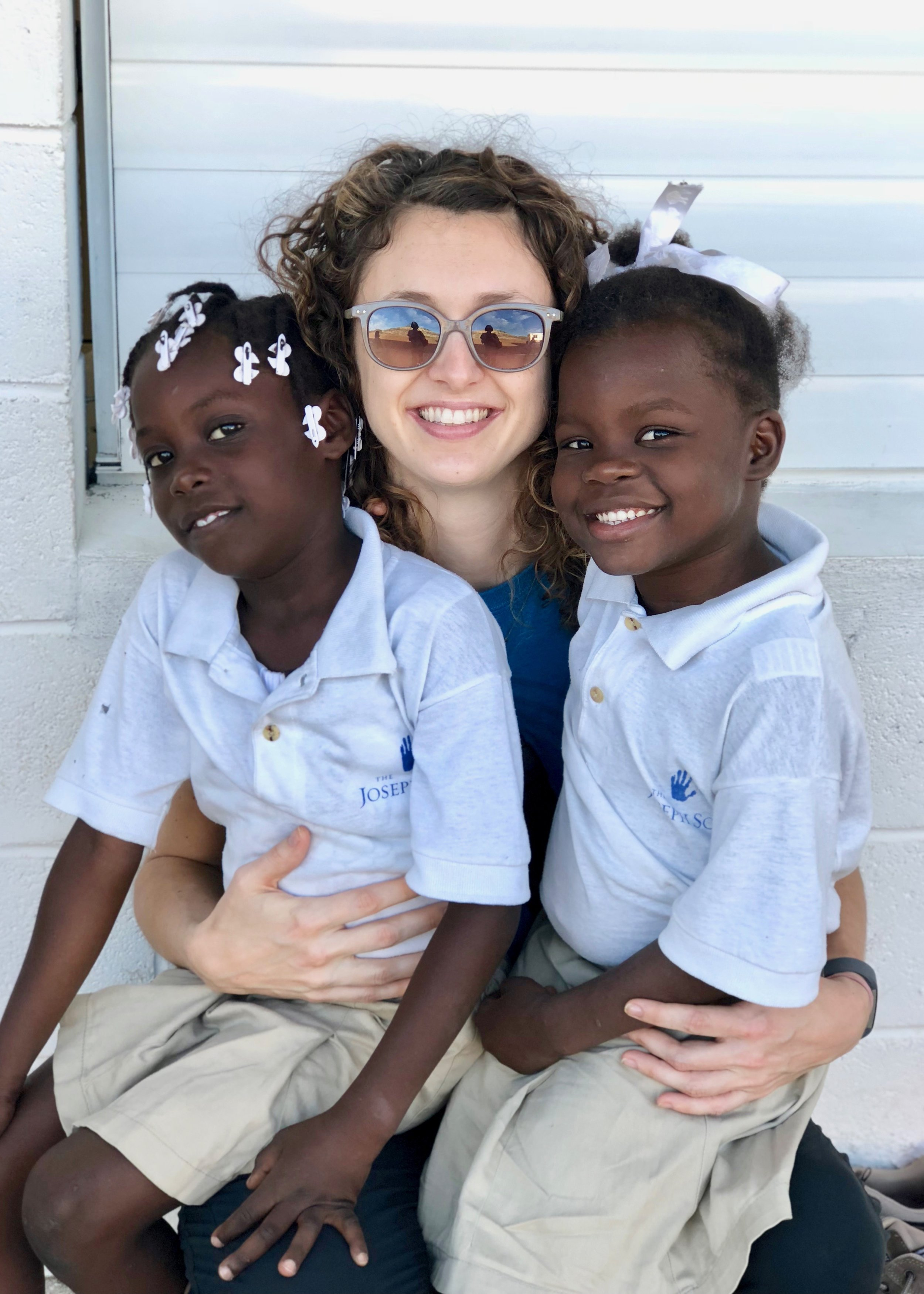 Immanuel has sent six mission teams to Haiti to serve in partnership with The Joseph School.