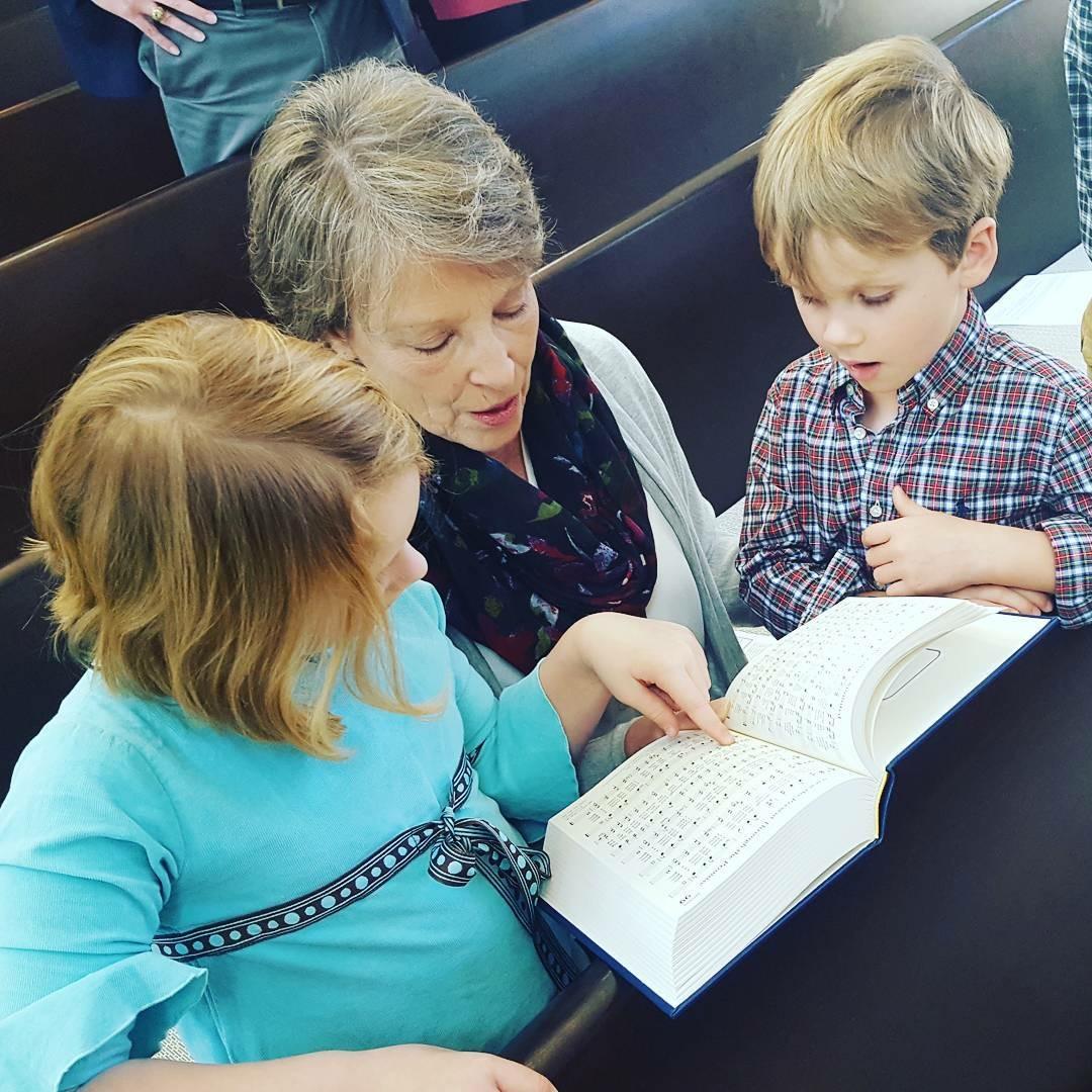 Intergenerational Worship