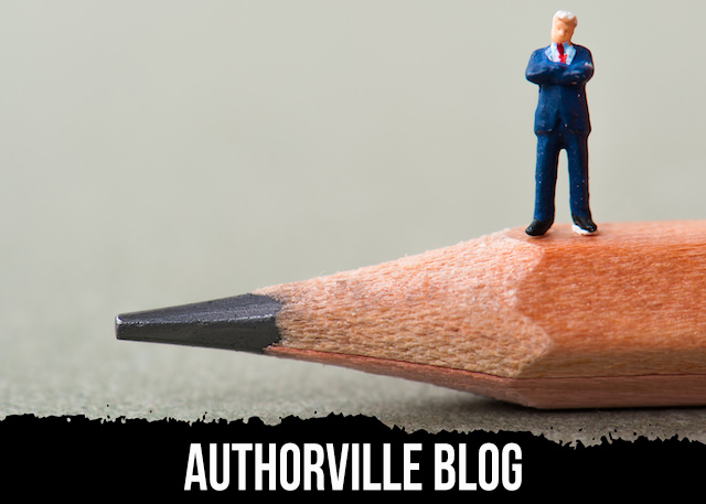 Andrew Griffiths Authorville Blog