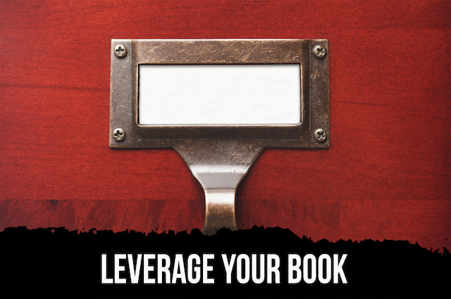 Leverage your book programme Andrew Griffiths Authorville