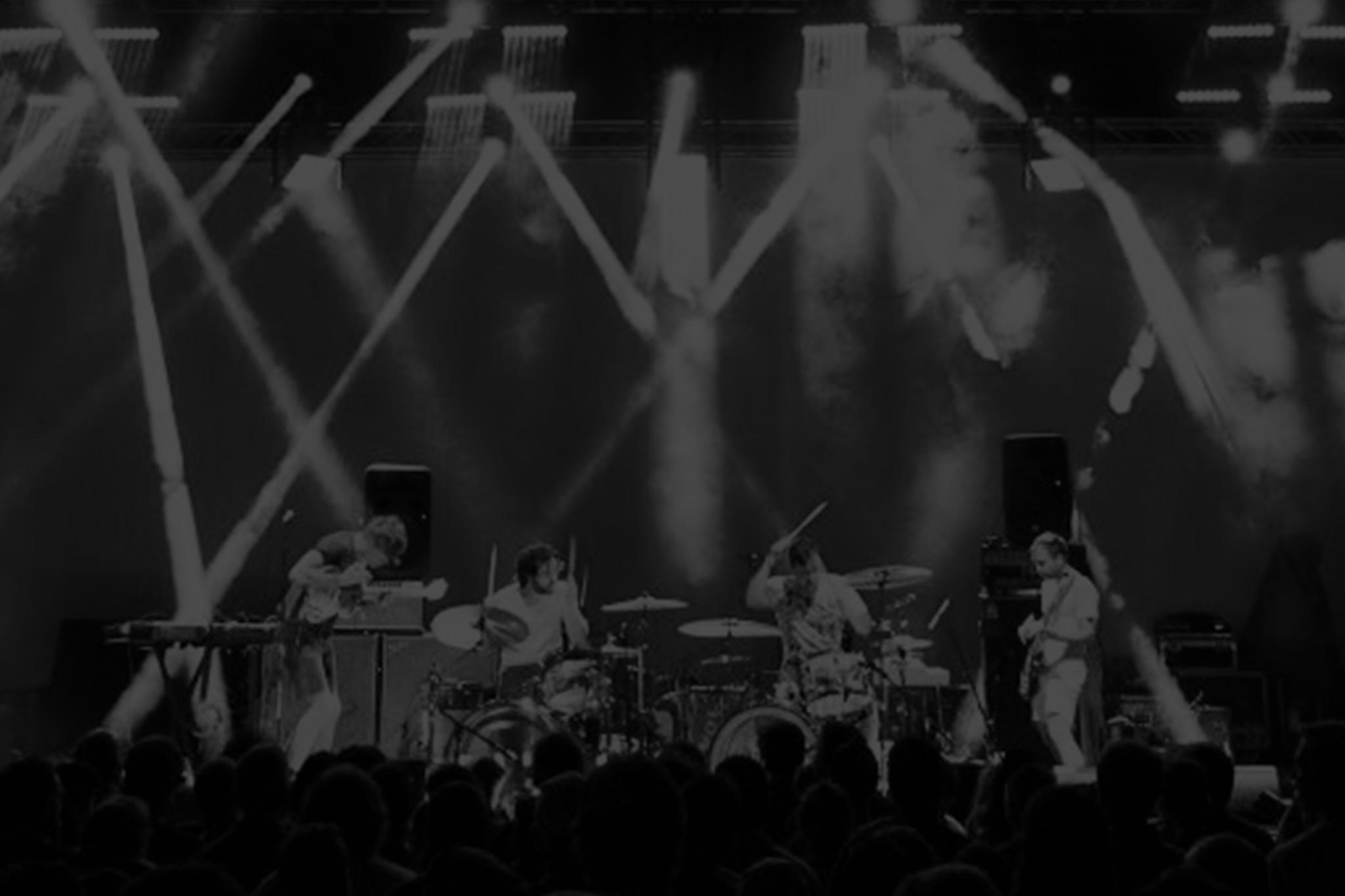 MUSIC VENUES, CONCERTS & FESTIVALS -