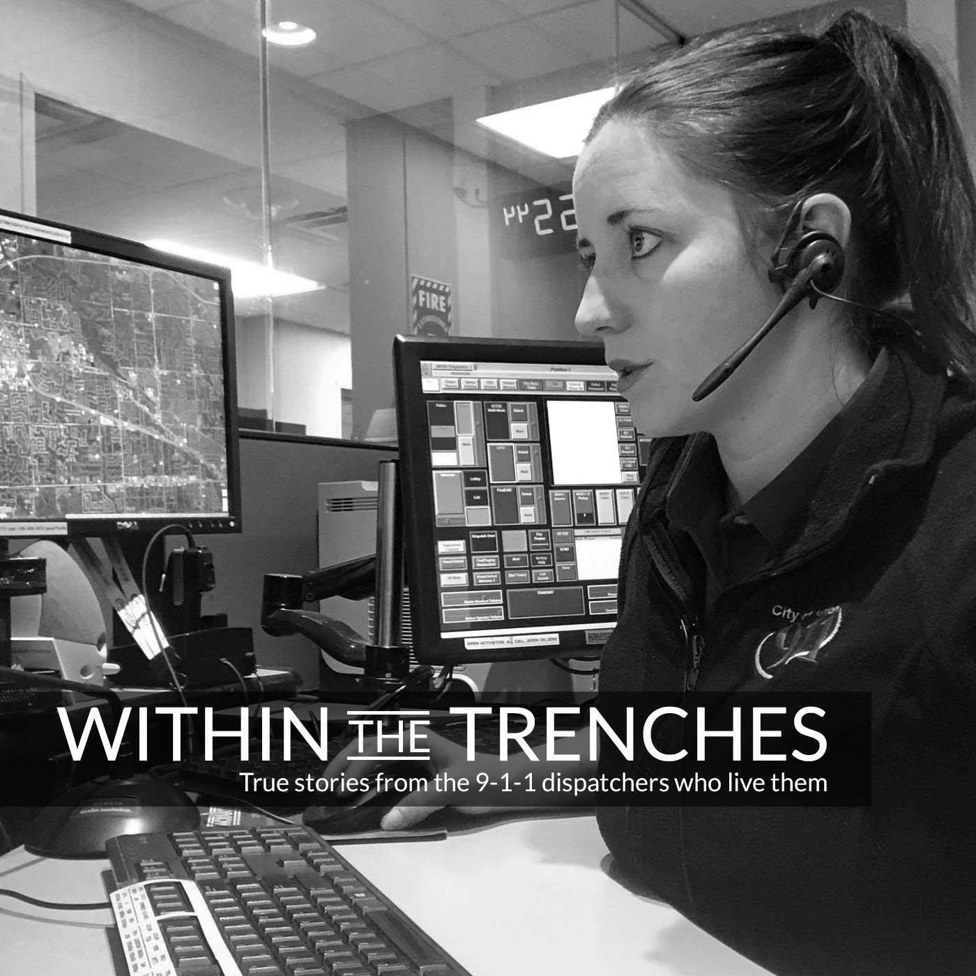 Within the Trenches Podcast - Cover