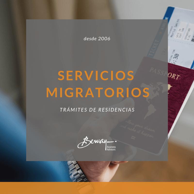 Ofrecemos el  complejo trámite migratorio a empresas e individuos,  para lo cual realizamos el trámite completo de legalización en el País, tanto para la persona expatriada como para su familia.   Leer más →