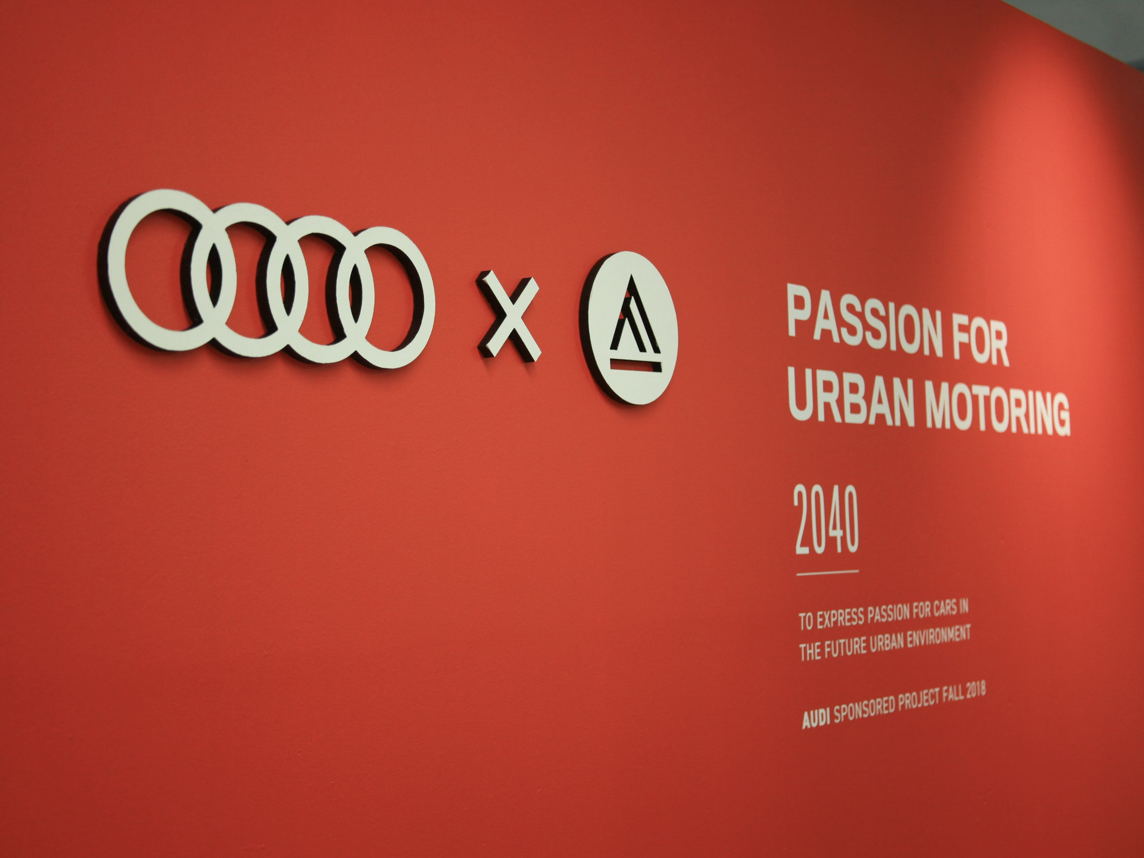 Corporate Sponsorship Project Audi