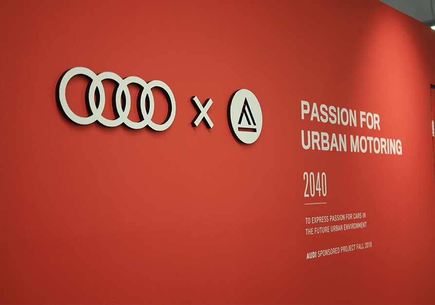 Corporate Project Audi