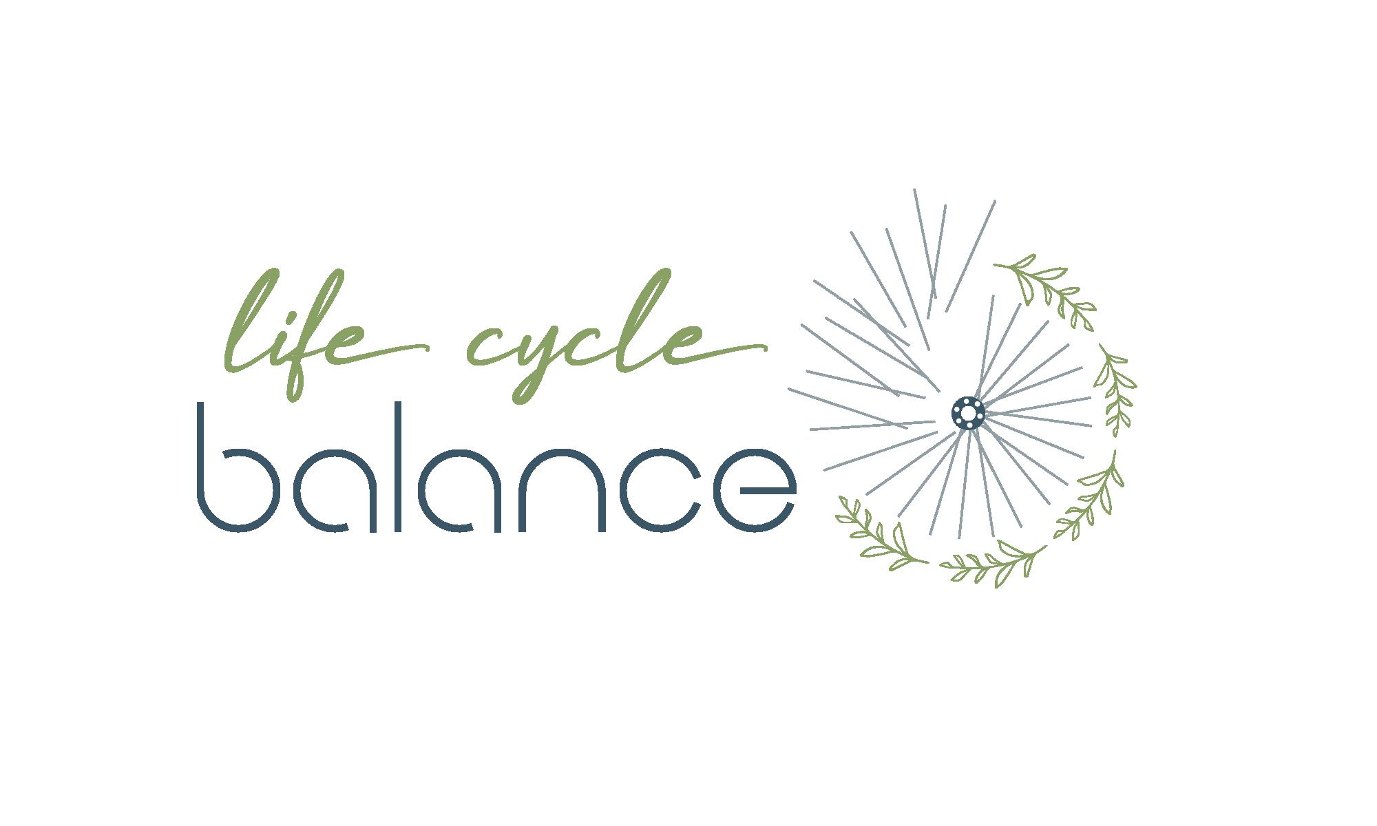 logo Life Cycle Balance Mississippi Gulf Coast