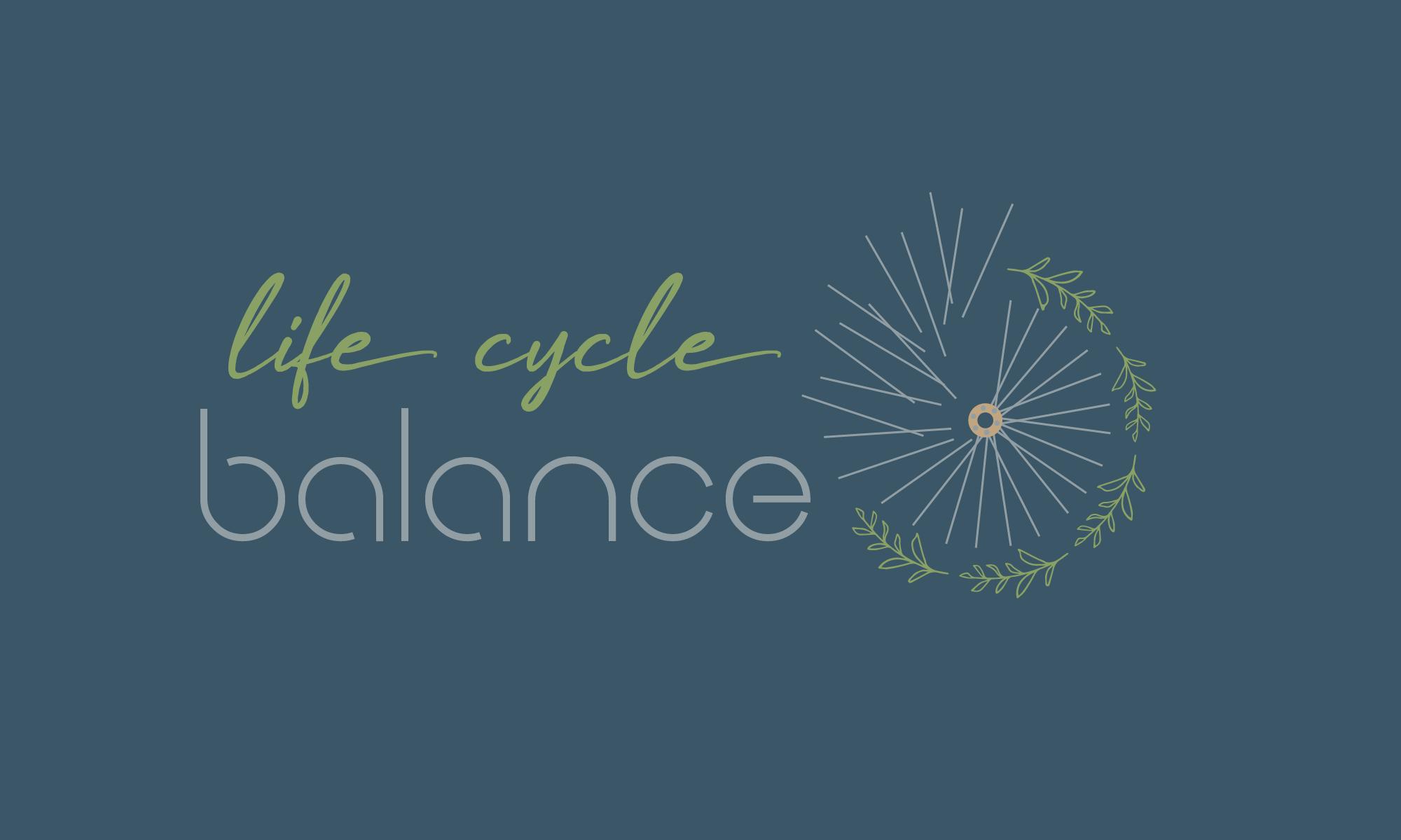 Life Cycle Balance Logo Mississippi