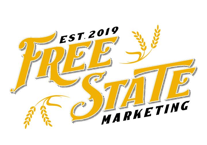 Logo Free State Marketing Kansas