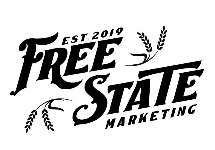 Free State Marketing Simplified Logo