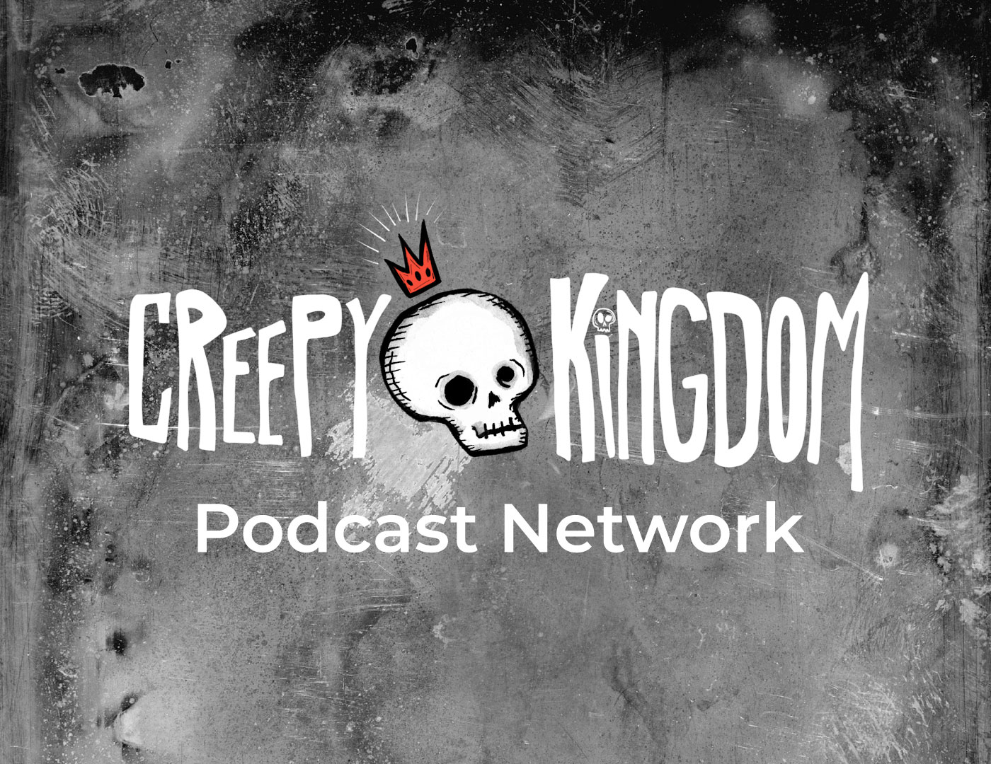 Graphic Design for the Creepy Kingdom Podcast Network