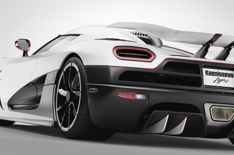 A Swedish supercar - Client: Koenigsegg