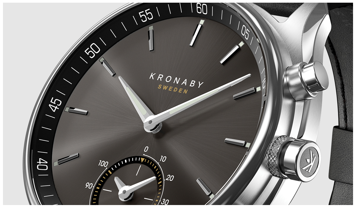 Photorealism for Kronaby - Client: Kronaby