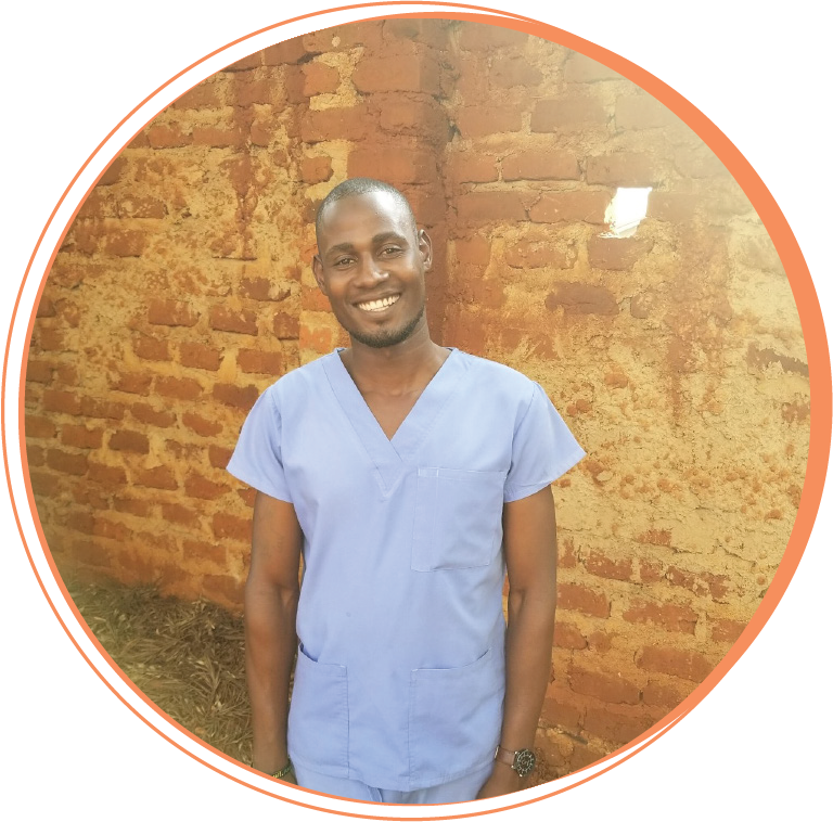 """Kapiriri Isima  Chief Sterilization Technician  """"I love working with Hope Smiles because I am developing skills and helping others with knowledge. This also is the chance I have been waiting for to help people and become financially secure through doing great work!"""""""