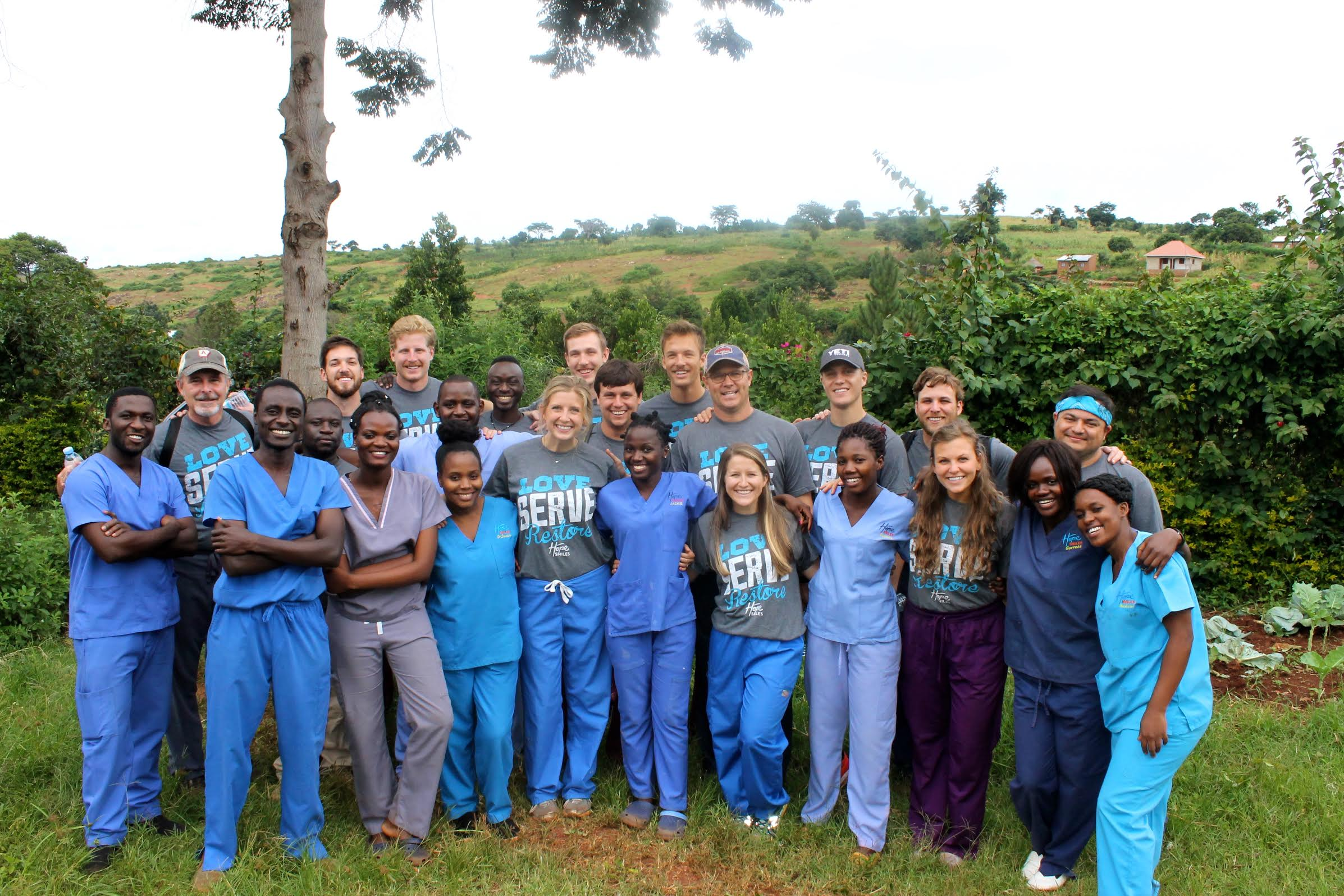 Summer 2018 Global Dental Serve Trip
