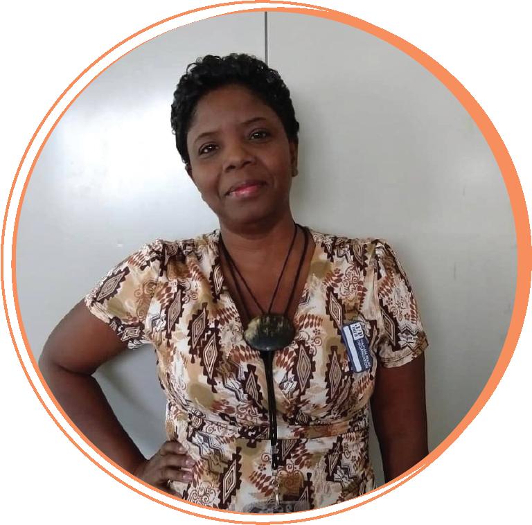 Marnelle B. Phanor  Clinic Adminsistrator