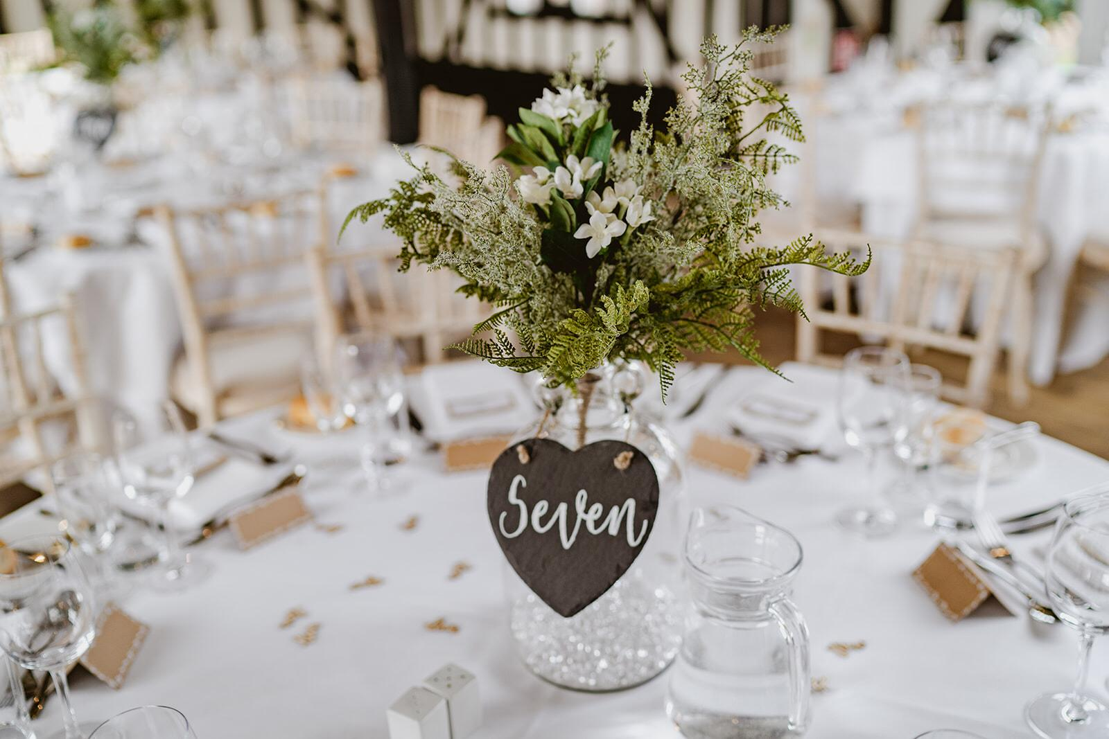 Calligraphy for Weddings & Formal Events