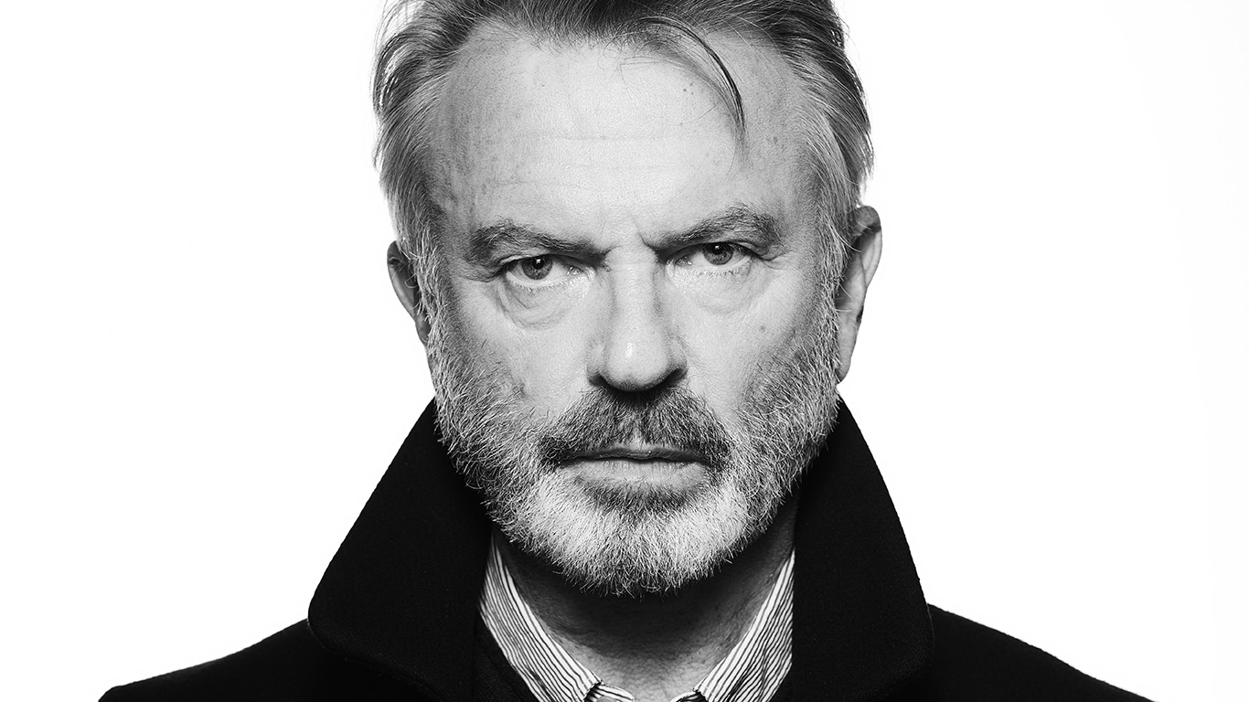 GIVE NOTHING TO RACISM - SAM NEILL