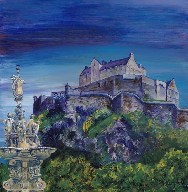 Ross Fountain & Castle