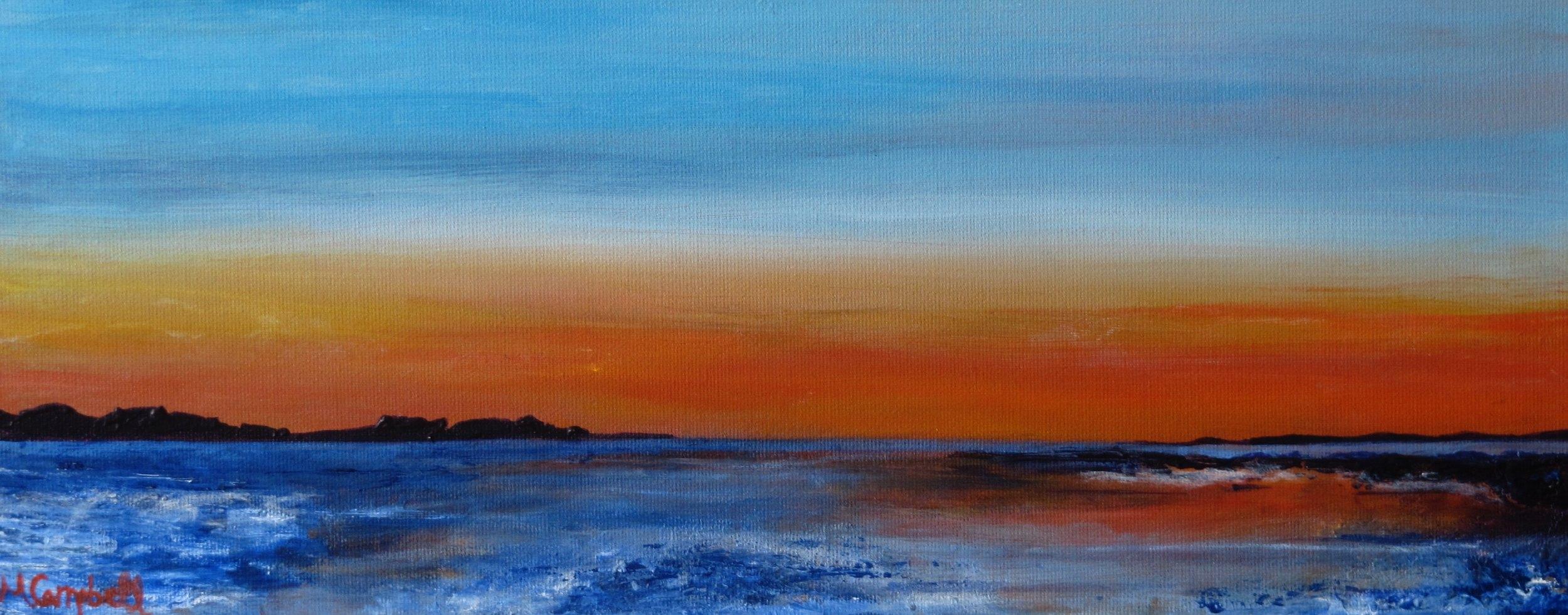 Aberlady Sunset