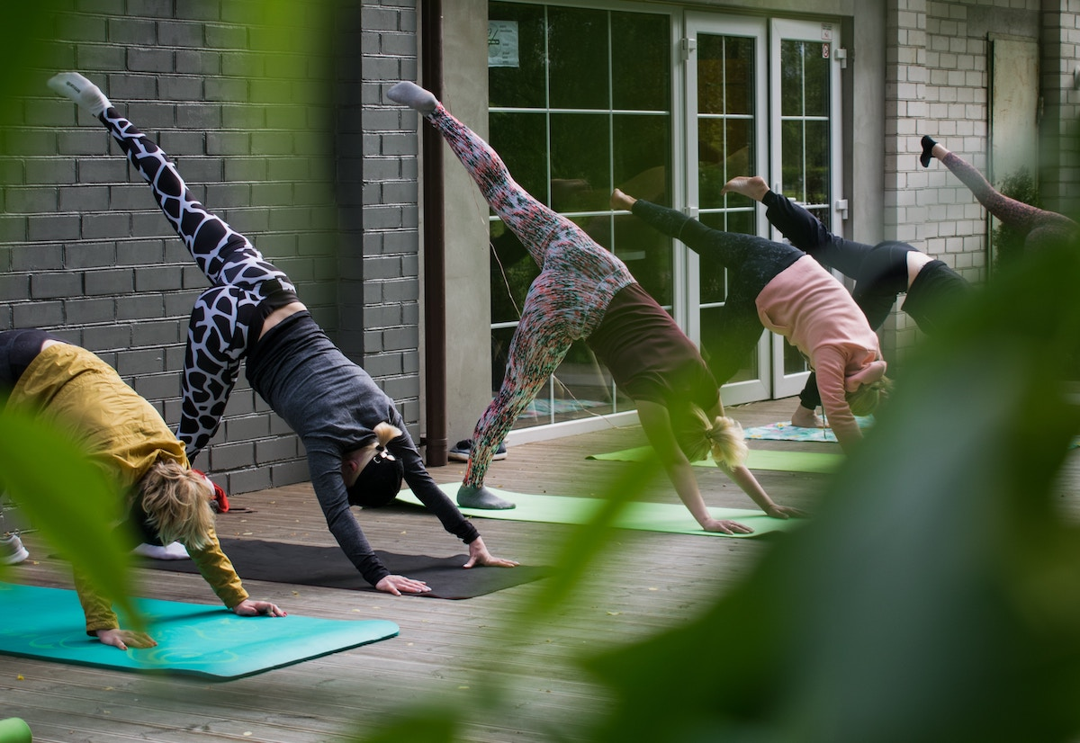 Hatha Yoga & Meditation Class -