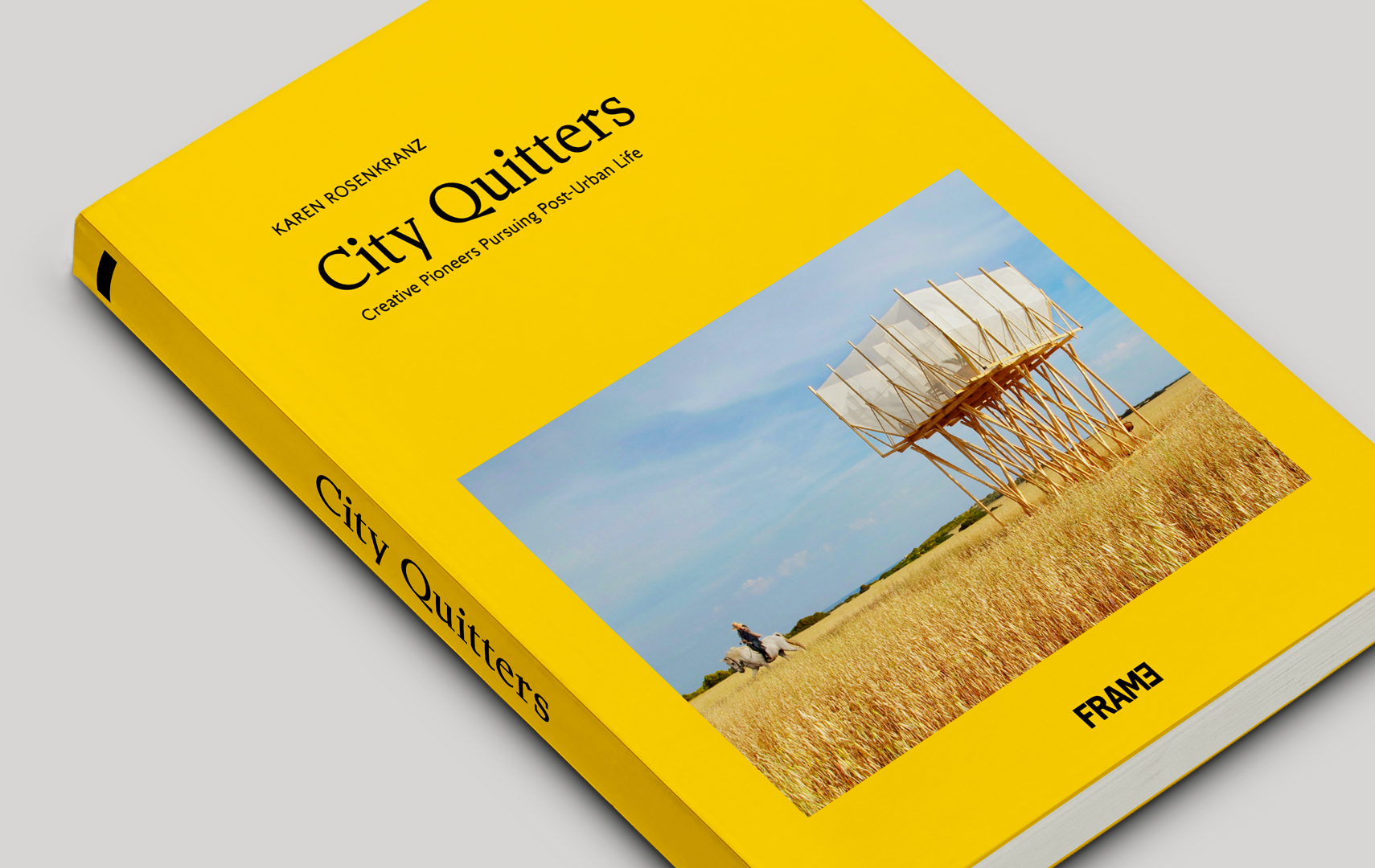 City Quitters Book — Karen Rosenkranz