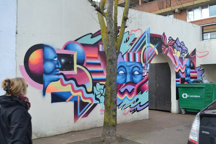 Global Street Art, Our Art for Estates Programme.