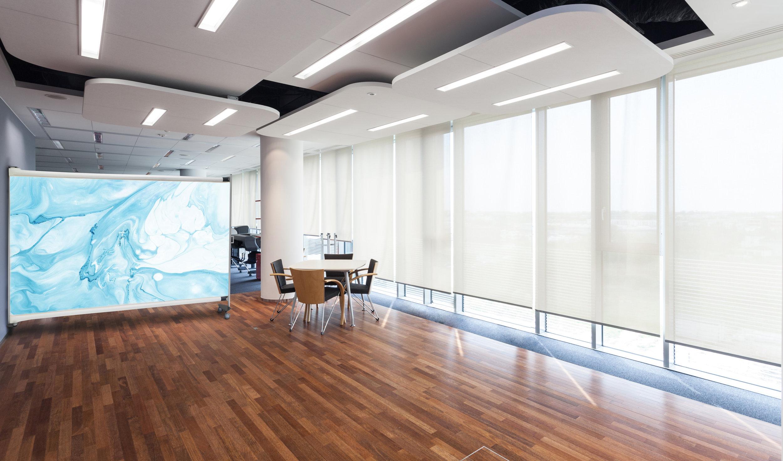 KwickScreen Air  Office Room Partition Screen