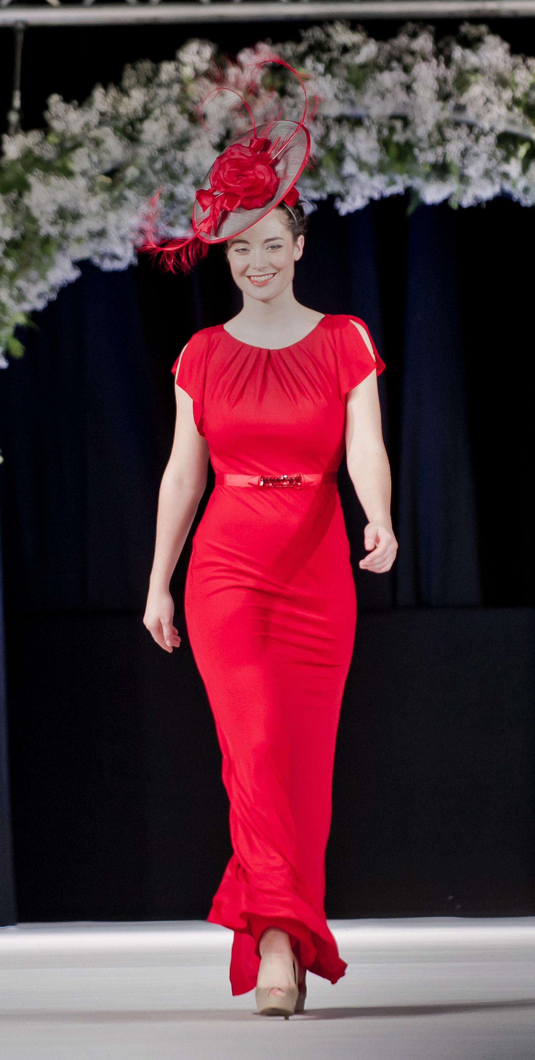 Scottish Wedding Show Catwalk - SECC 2014