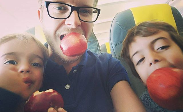 ''Letfood be thy medicineand medicinebethy food.'' Hippocrates, father ofmedicine, 431 B.C. #airplanefood #apples #onelove
