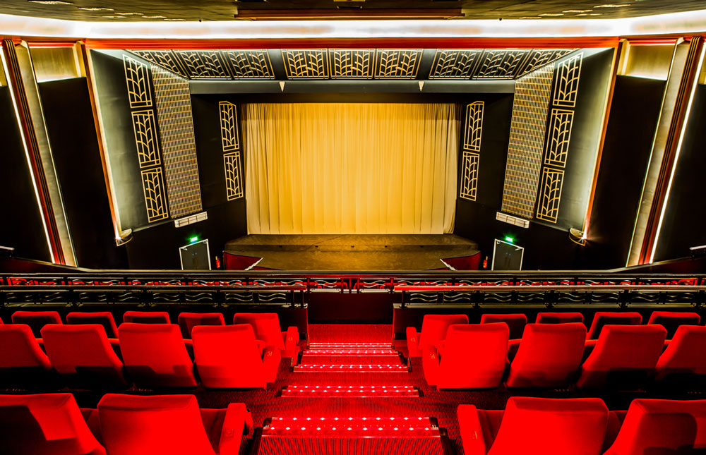 The Odyssey Cinema, St Albans, Herts - curation and programming