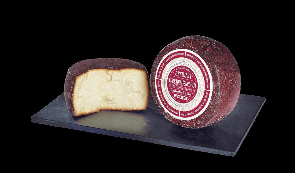 Nascondino extra affinato in ciliegie - Kravský sýr vyzrálý v třešních