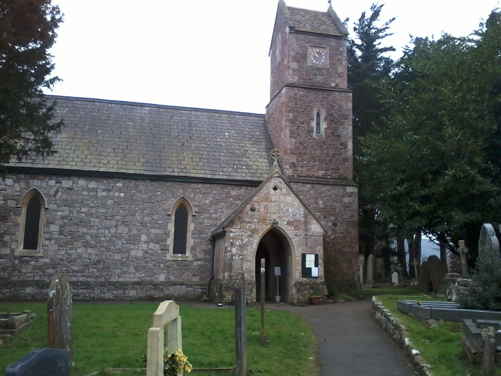 St. Paul's (Walton in Gordano)