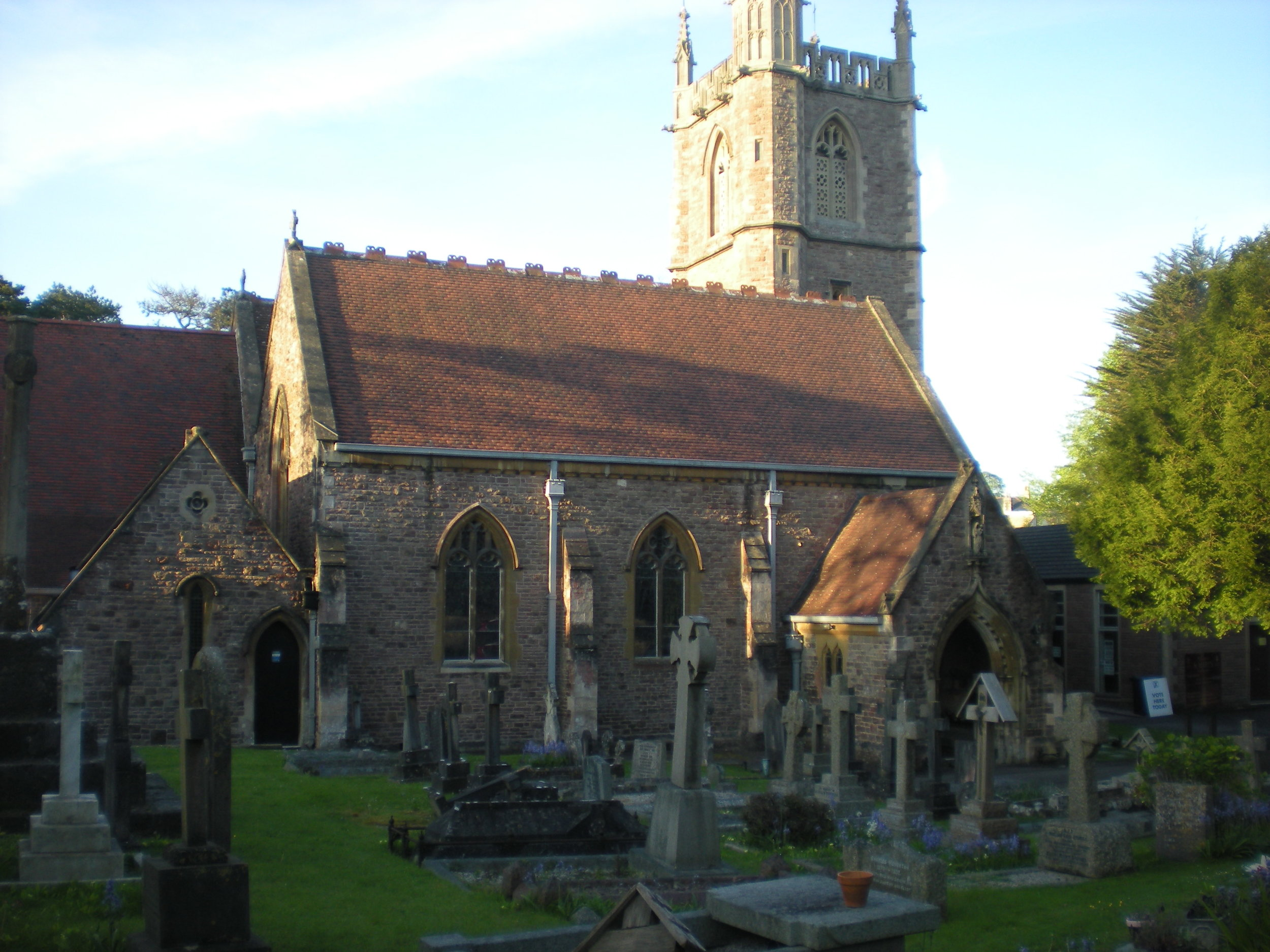 St Mary's (Clevedon)