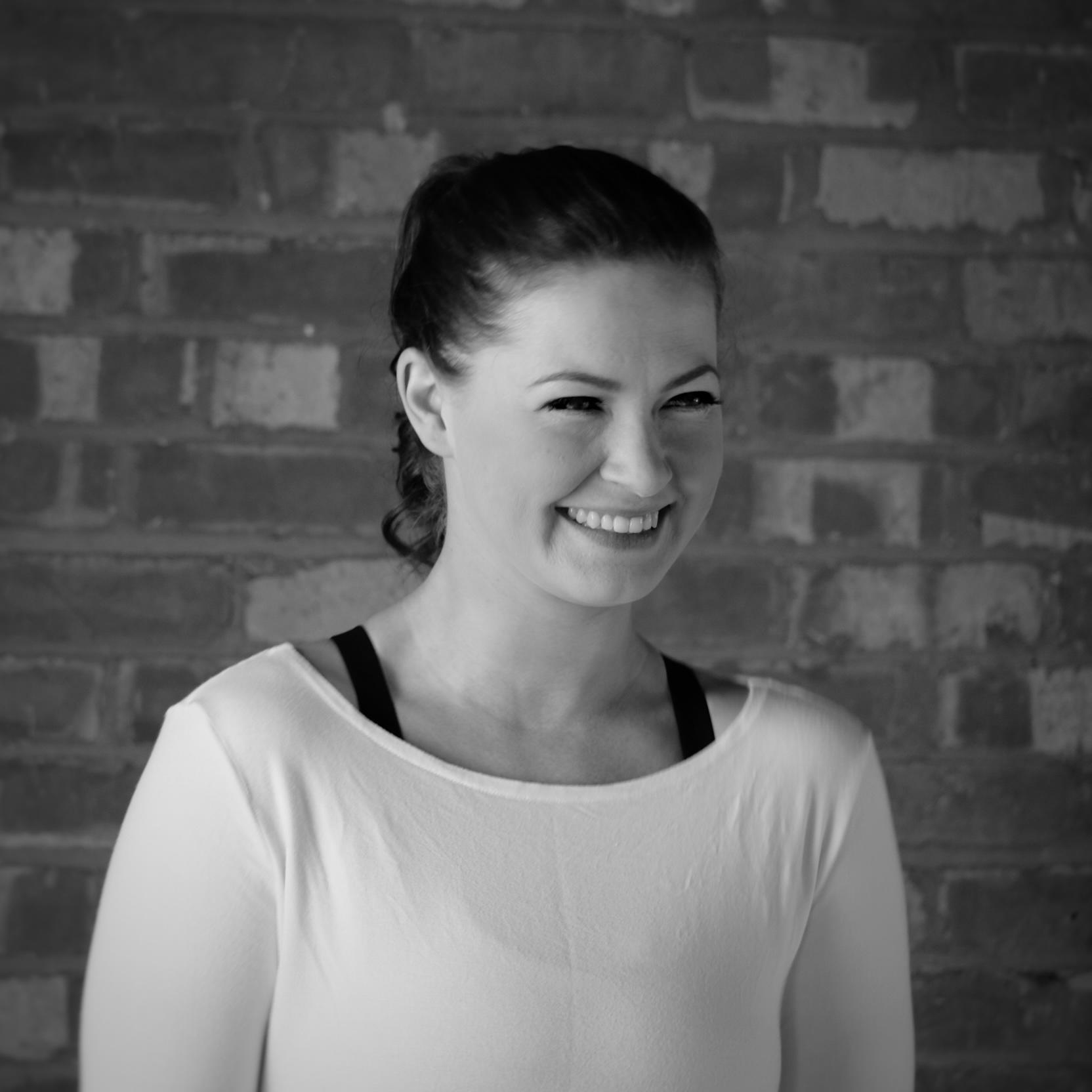 KATIE BROWN - VINYASA TEACHER
