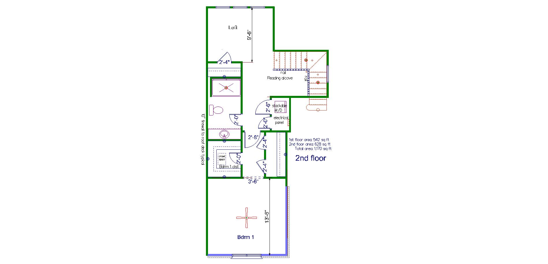 2nd floor  3320 # 6