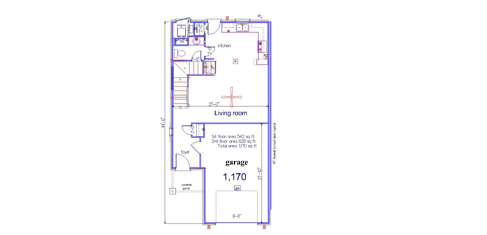 1st floor  3320 # 1