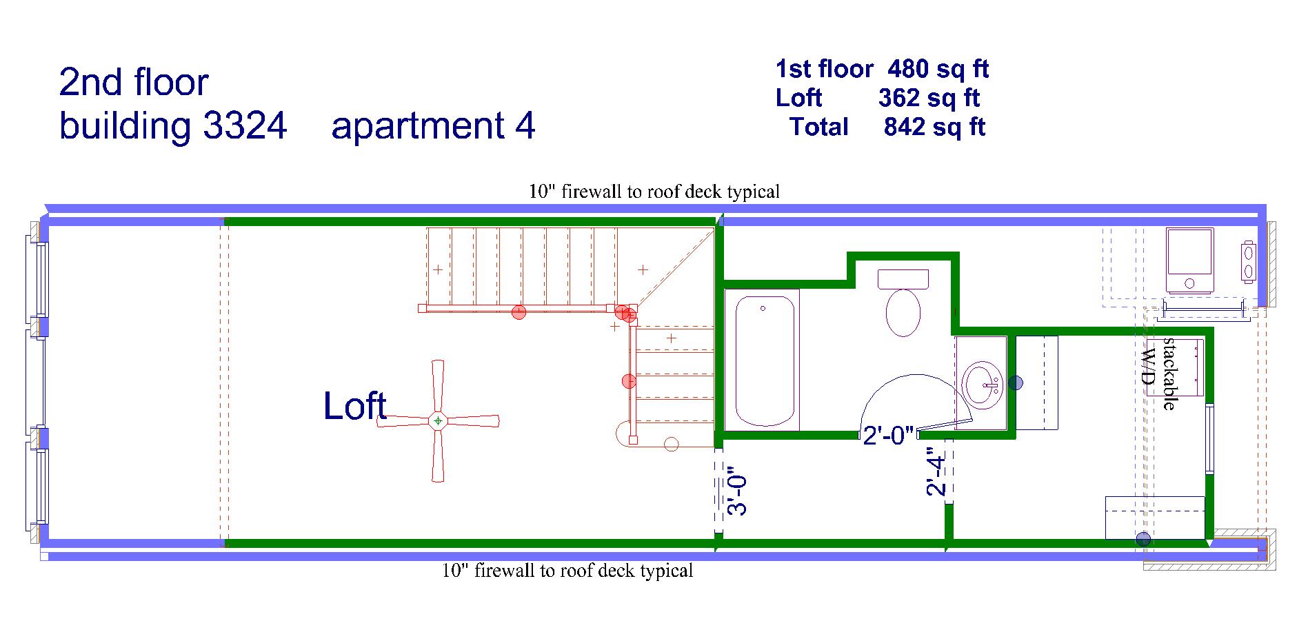 2nd floor  3324 #4