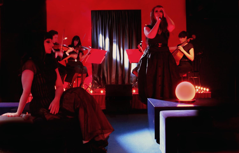 Hotel,  Theo Adams Company, Tokyo October 2010 (performer)
