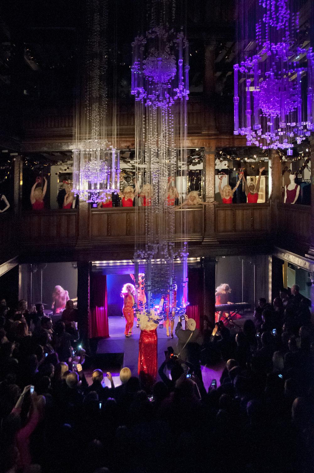 The Day I Set You Free,  Theo Adams Company, Liberty London, November 2012 (performer)