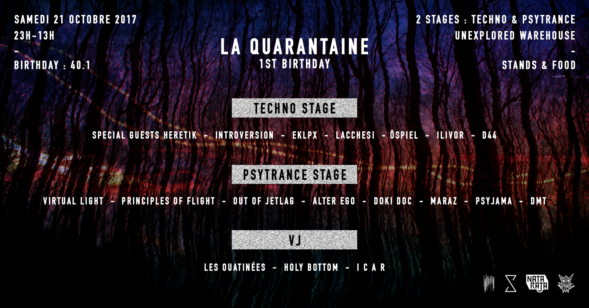 En Quarantaine #4 : 1st Birthday [SOLD OUT]