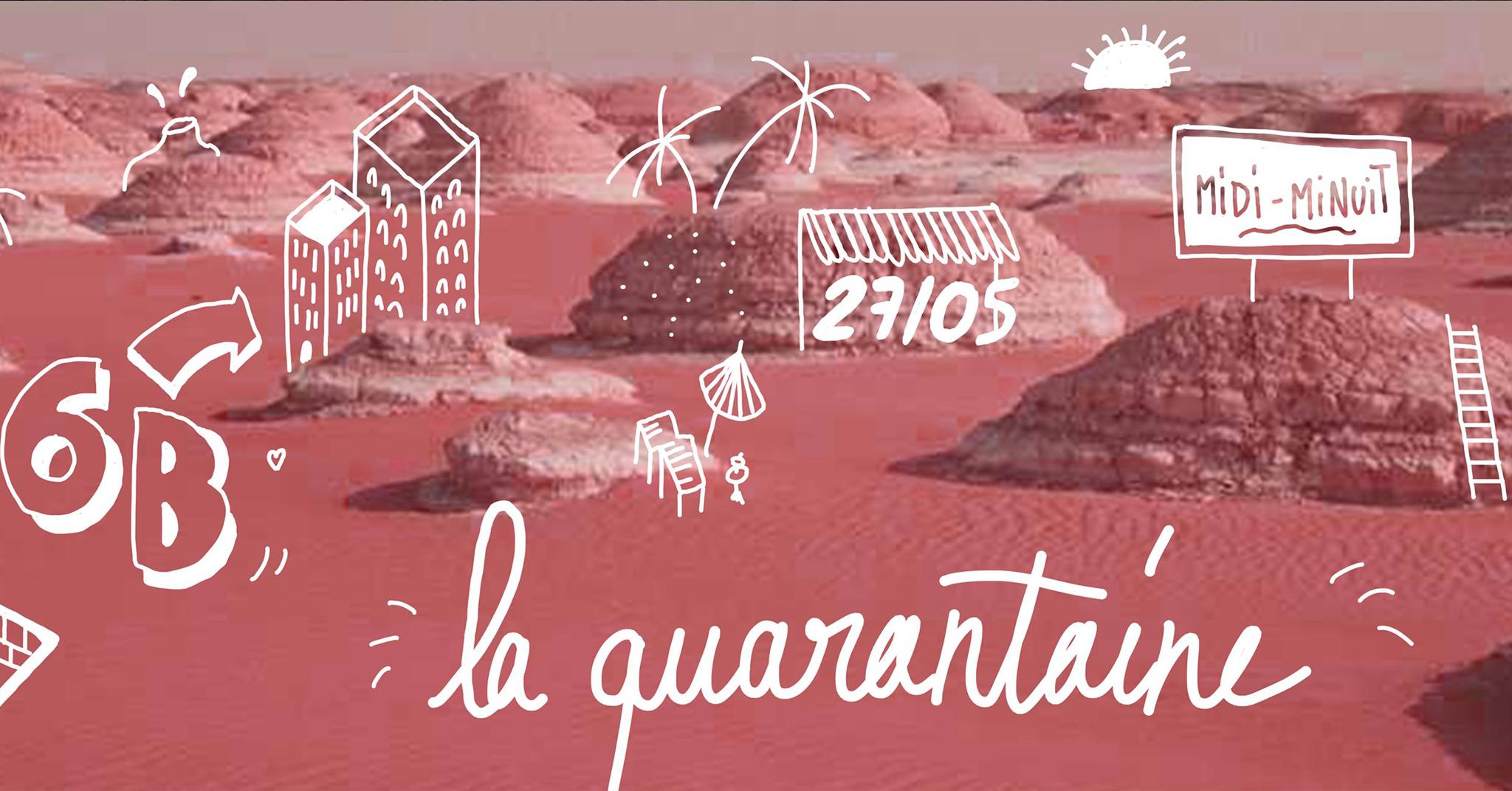En Quarantaine #2 : The Lost Oasis