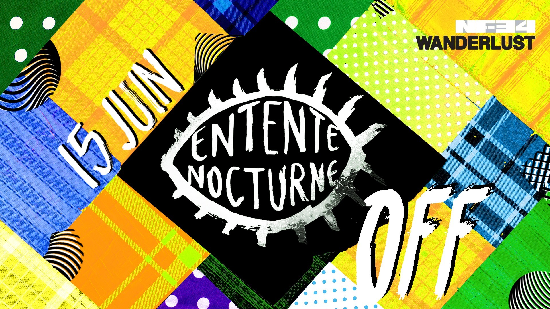 Entente Nocturne OFF - Le Carnaval Electronique [4 scènes]
